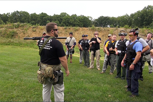 Firearms Instructor Development